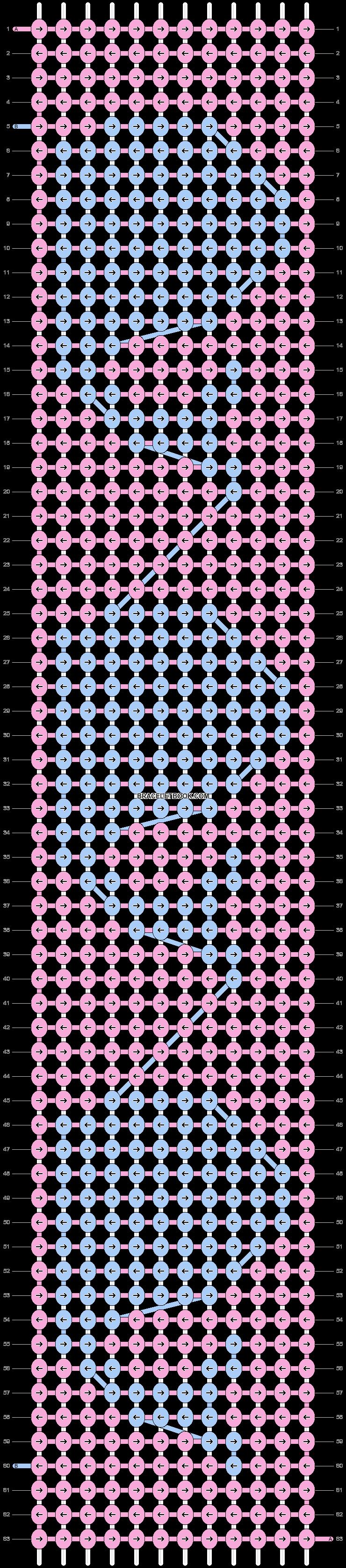 Alpha pattern #47588 pattern