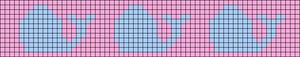 Alpha pattern #47588