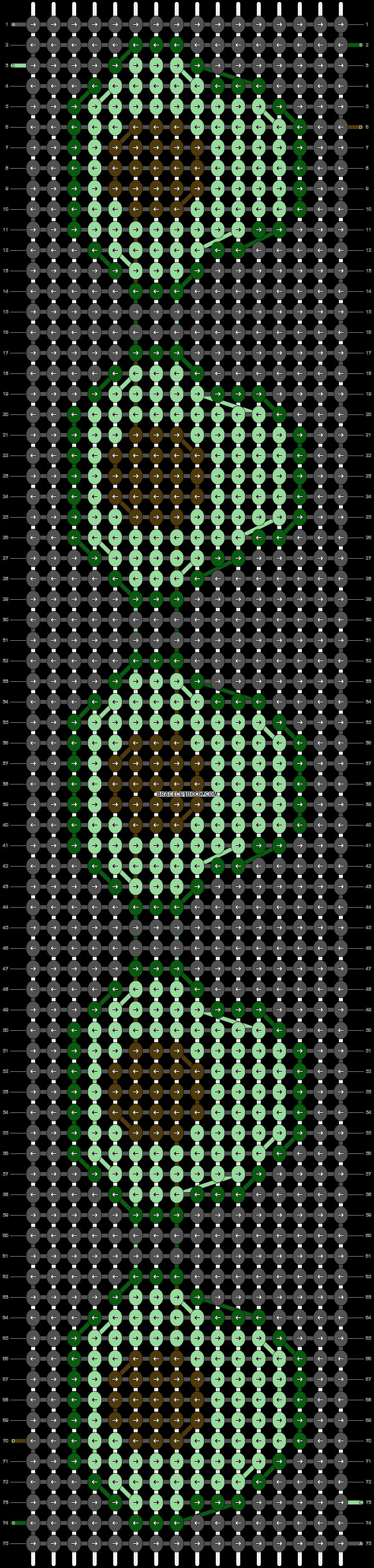 Alpha pattern #47595 pattern