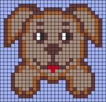 Alpha pattern #47601