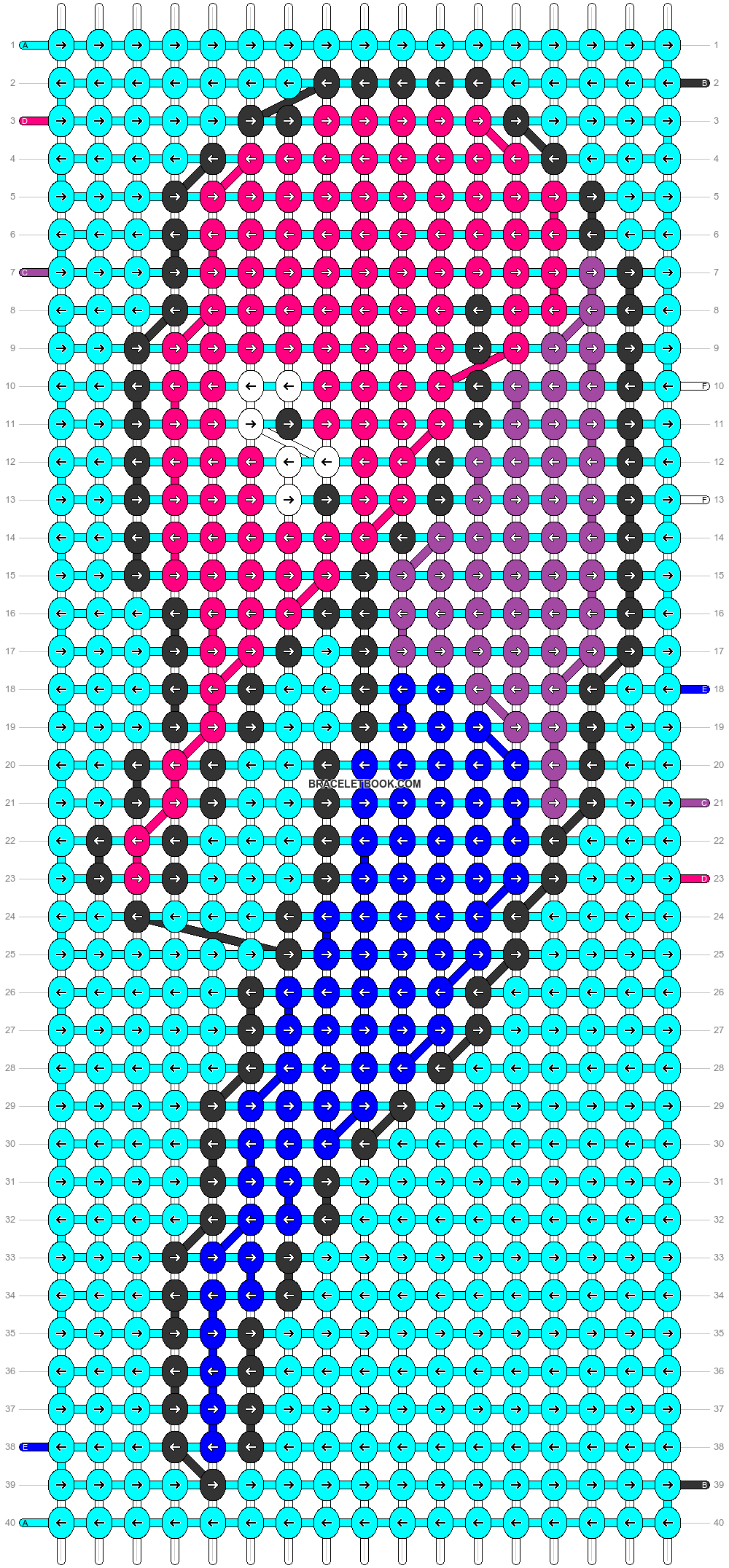 Alpha pattern #47619 pattern