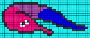 Alpha pattern #47619