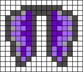 Alpha pattern #47635