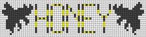 Alpha pattern #47645