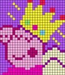Alpha pattern #47648