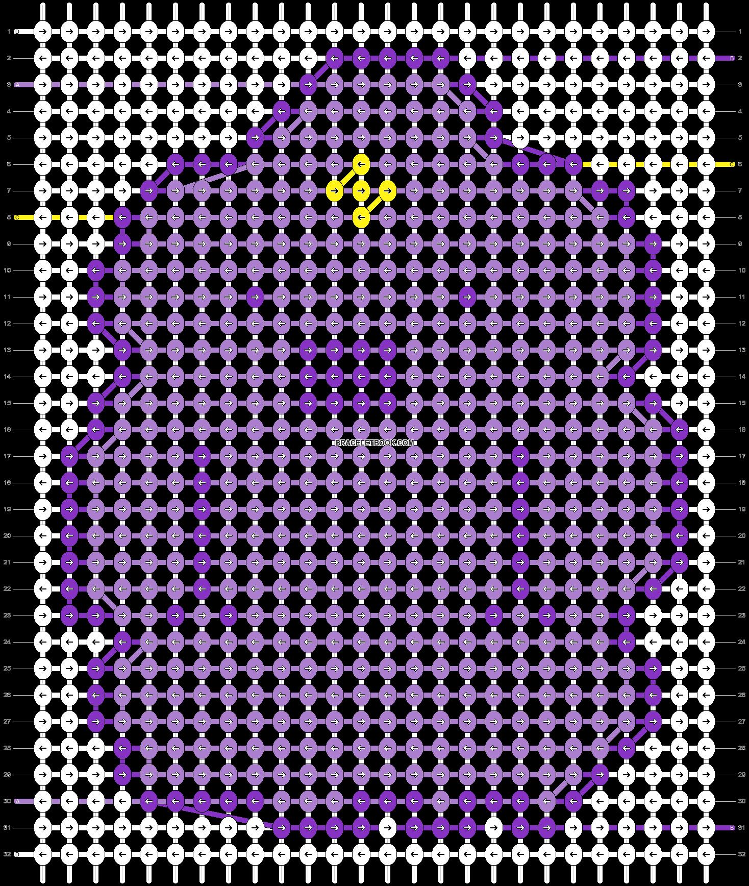 Alpha pattern #47649 pattern