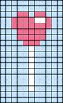 Alpha pattern #47653