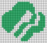 Alpha pattern #47654