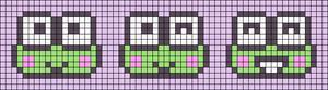 Alpha pattern #47655