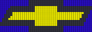 Alpha pattern #47657