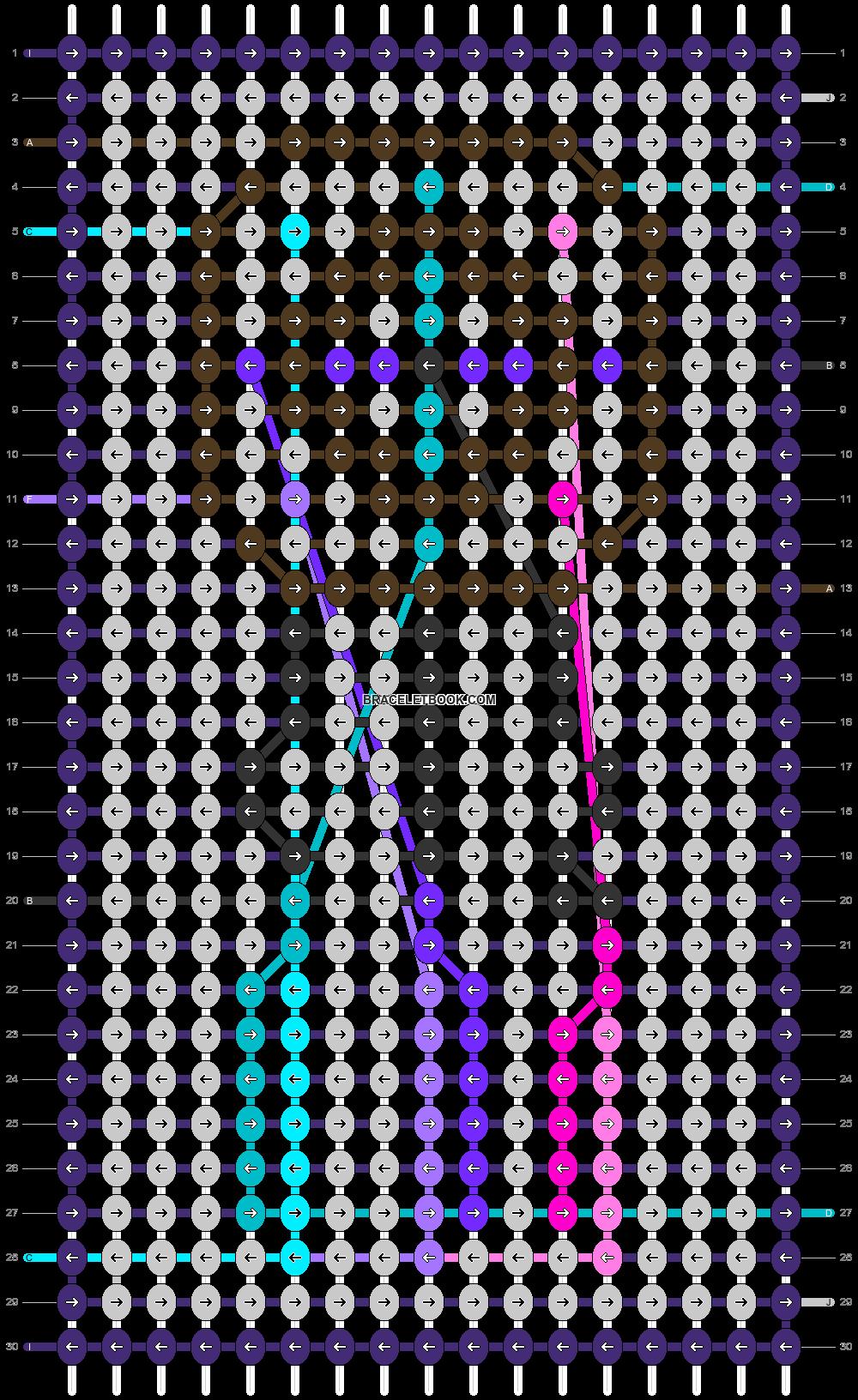 Alpha pattern #47676 pattern