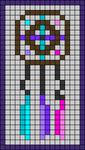 Alpha pattern #47676