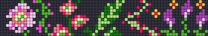 Alpha pattern #47685