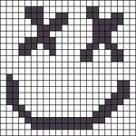 Alpha pattern #47686