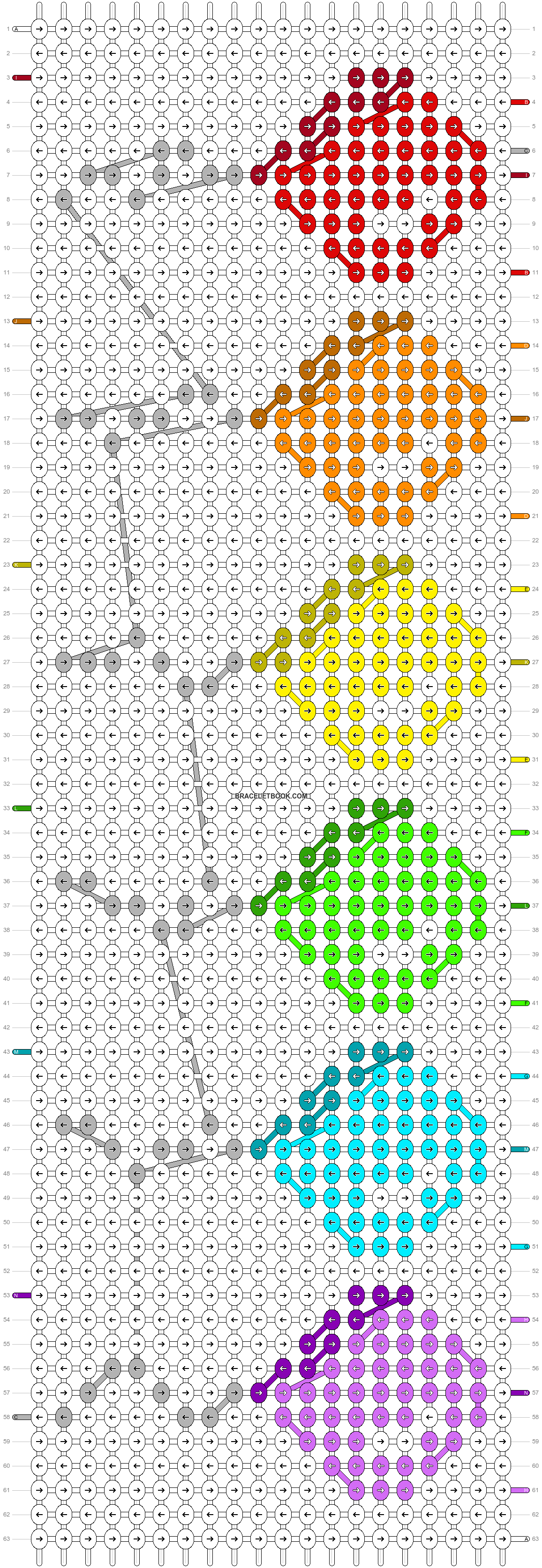 Alpha pattern #47688 pattern