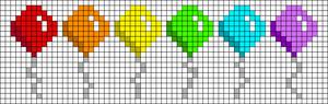 Alpha pattern #47688