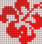 Alpha pattern #47693