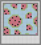 Alpha pattern #47694