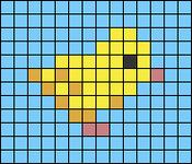 Alpha pattern #47695