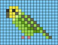 Alpha pattern #47696