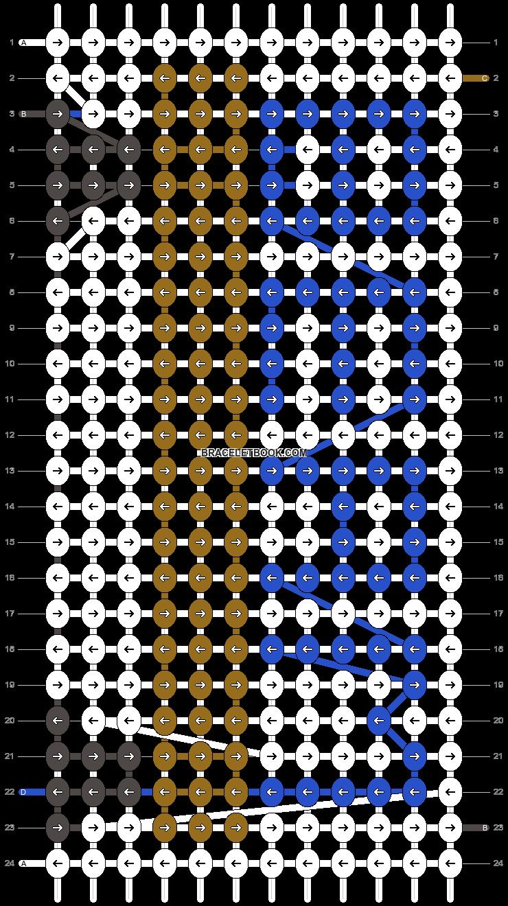 Alpha pattern #47699 pattern