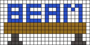 Alpha pattern #47699