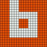 Alpha pattern #47707