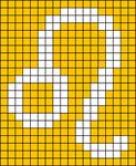 Alpha pattern #47718