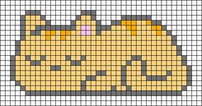 Alpha pattern #47747