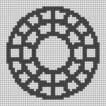 Alpha pattern #47752