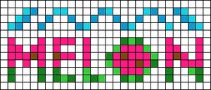 Alpha pattern #47757