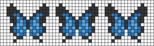 Alpha pattern #47765