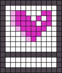 Alpha pattern #47799