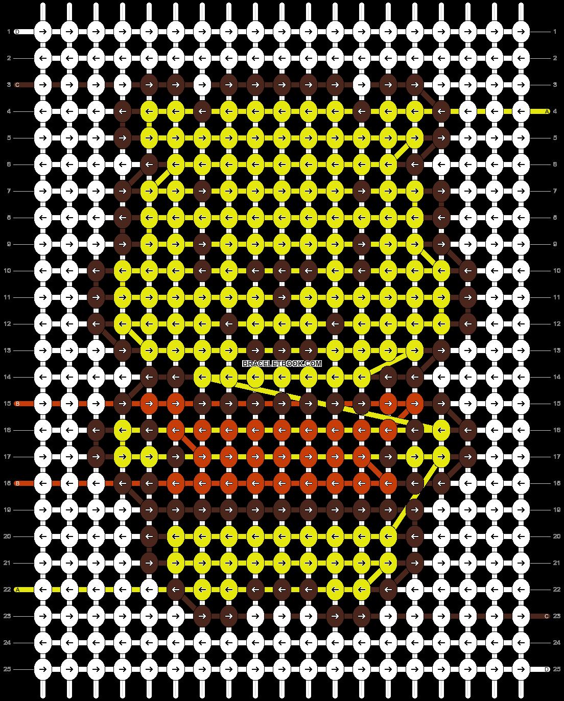 Alpha pattern #47801 pattern