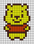 Alpha pattern #47801