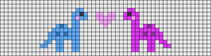 Alpha pattern #47806
