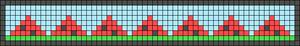 Alpha pattern #47807
