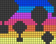 Alpha pattern #47814