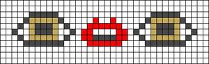 Alpha pattern #47819