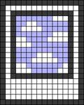 Alpha pattern #47832