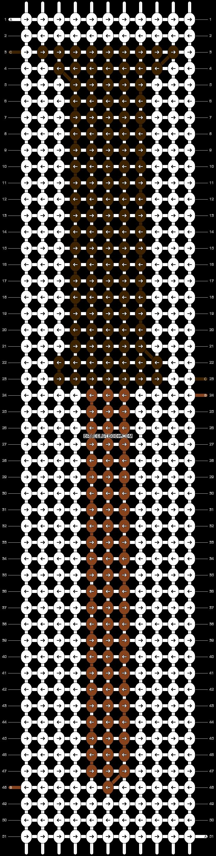 Alpha pattern #47835 pattern