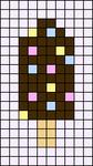 Alpha pattern #47837