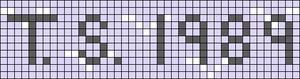 Alpha pattern #47840
