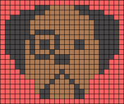 Alpha pattern #47849