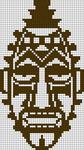 Alpha pattern #47851