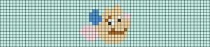 Alpha pattern #47858