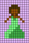 Alpha pattern #47863