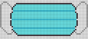 Alpha pattern #47867