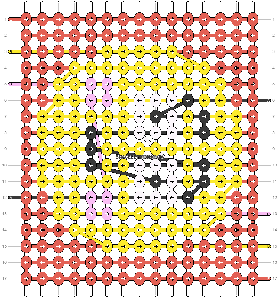 Alpha pattern #47875 pattern