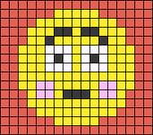 Alpha pattern #47875